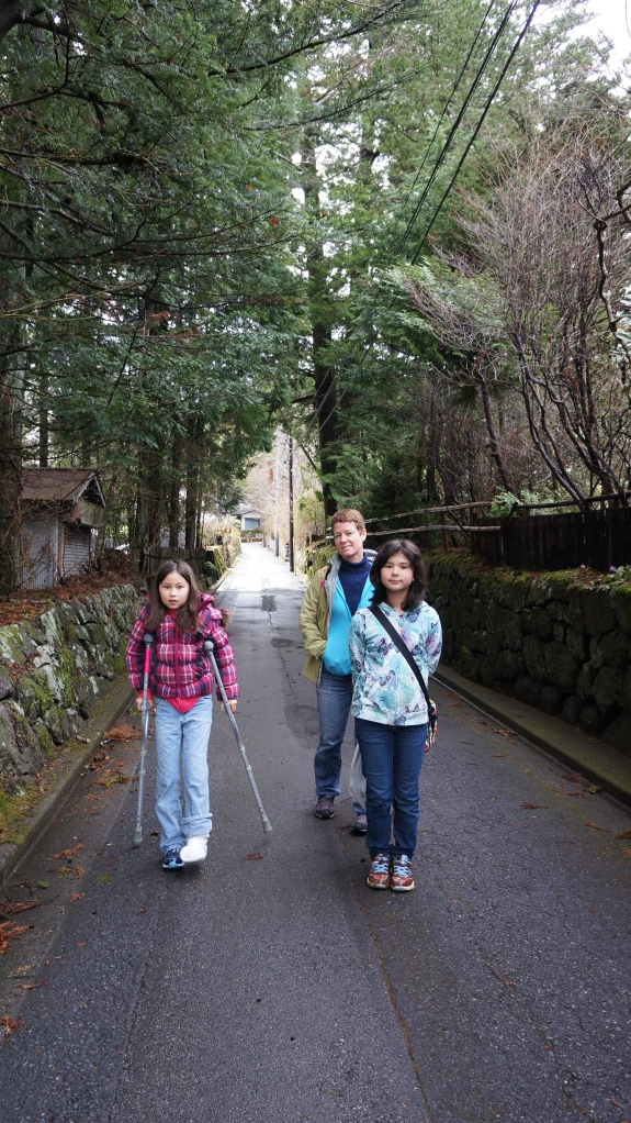 Our last day in Nikko
