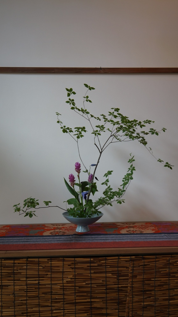 Aibi group Ikebana exhibition 2013-06-08 025