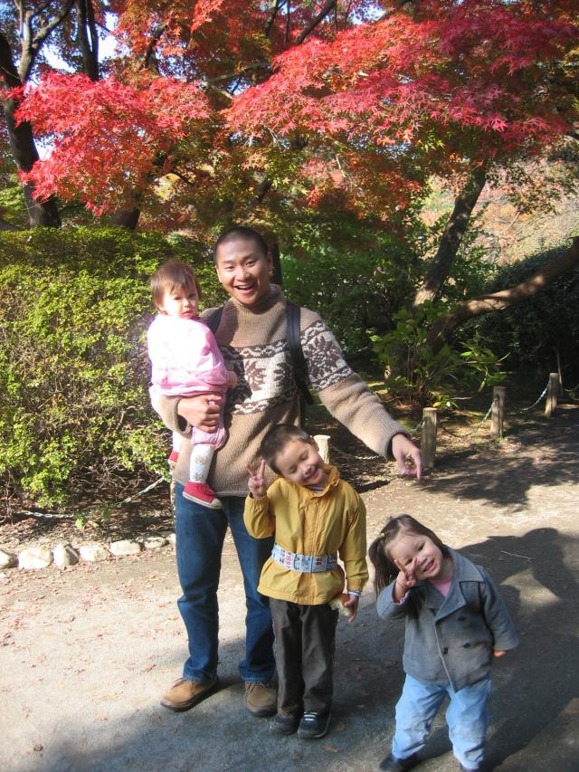 Zenpukuji park, 2003